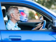 Cataract surgery is associated with a modest decrease in the risk of the patient being in a serious traffic crash as the driver