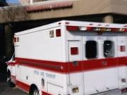 The rate of pediatric emergency medical services transports from ambulatory practices is 42 per 100