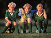 Children who are consistent sport participators have greater bone mineral content at age 20 years