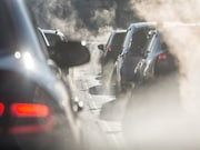 Air pollution accounts for millions of emergency room visits for asthma each year