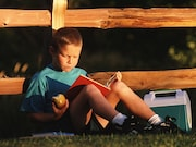 Children with amblyopia report lower self-perception for scholastic