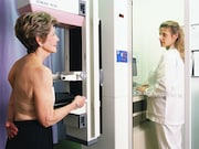 Women aged 75 years and older can still benefit from routine mammography
