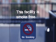 Smoke-free policies are associated with small reductions in blood pressure