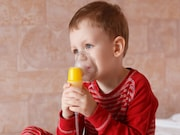 For children hospitalized with asthma exacerbations