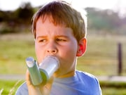 Children who are overweight or obese have an increased risk for asthma