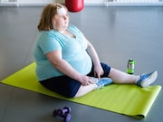 Being overweight likely plays a causal role in the development of depression