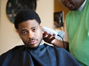 A barbershop-based intervention can lead to significantly reduced blood pressure and sustained improvements over one year in black men