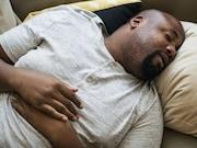 Among patients with obstructive sleep apnea