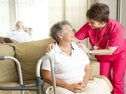 Communication between hospitals and home health care is suboptimal