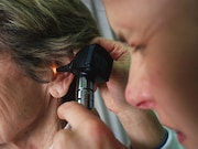 Nearly half of older adults report difficulty hearing