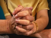 Poor emotional health is common among caregivers of older cancer patients