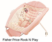 Ten infants are known to have died in the Fisher-Price Rock 'n Play sleeper since 2015