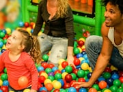 Therapeutic ball pits in physical therapy clinics may pose an infection hazard