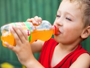 Children who do not drink water have a higher intake of calories from sugar-sweetened beverages