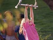 Engaging in higher levels of physical activity in childhood is associated with better cardiovascular health indicators