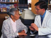 Late-life women with osteoporosis