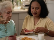 A nutrition-focused quality-improvement program conducted in a home health agency can reduce rates of hospitalization and health care resource utilization
