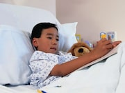 For children undergoing tonsillectomy