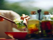 A Mediterranean eating plan plus extra virgin olive oil may delay the need for first glucose-lowering medication among participants with type 2 diabetes