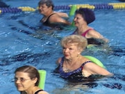 Exercising may delay brain deterioration in people at high risk for Alzheimer disease