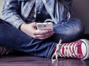 Increased time spent on social media is associated with an increased risk for internalizing problems among adolescents