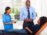 Minority racial and ethnic groups are more likely to perceive the importance of seeing a health care provider who shares or understands their culture