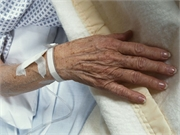 Alzheimer disease patients who initiate treatment with antipsychotic medications spend more days hospitalized than those who do not initiate antipsychotics
