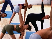 Yoga has a positive effect on the structure and/or function of various brain regions and networks