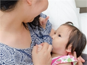 Among infants breastfed by mothers who are receiving drug therapy for epilepsy
