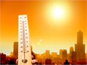 Anomalously warm temperatures may be associated with an increase in injury deaths