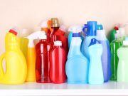 Infants in homes with frequent use of household cleaning products have an increased risk for childhood wheeze and asthma