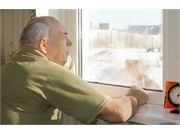 Widowhood accelerates cognitive decline among those at risk for Alzheimer disease