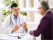 For men with intermediate- and high-risk prostate adenocarcinoma