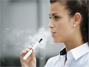 Nearly one in 20 U.S. adults reports current use of electronic cigarettes