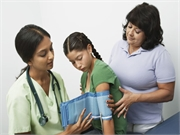The U.S. Preventive Services Task Force (USPSTF) concludes that there is currently insufficient evidence to evaluate the balance of benefits and harms of screening children and adolescents for high blood pressure. These findings form the basis of a draft recommendation statement