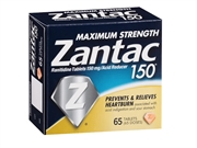 All versions of the heartburn drug Zantac (ranitidine) have been pulled from the U.S. market due to possible contamination with a probable human carcinogen