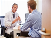 HIV testing occurs at less than 1 percent of physician office and emergency department visits and at less than 3 percent of community health center visits