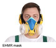Establishing an elastomeric mask program is feasible and less expensive than programs focused on reusing and disinfecting disposable N95 masks