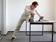 When individuals interrupt prolonged sitting with bouts of light physical activity