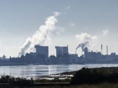 Exposure to air pollution may increase the risk for ischemic stroke in patients with atrial fibrillation