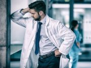 The lifetime prevalence of suicide ideation is 17.4 percent among physicians