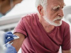 The first company to start a phase 3 trial of a COVID-19 vaccine reached its target of enrolling 30
