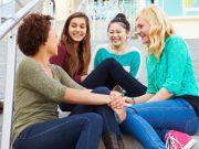 B 1/19 (E 1/18 12:15AM) -- Many Parents Support 'Teens Helping Teens' Mental Health Programs at Schools: Poll