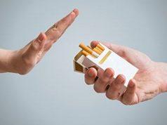Cinco consejos para dejar de fumar en 2021