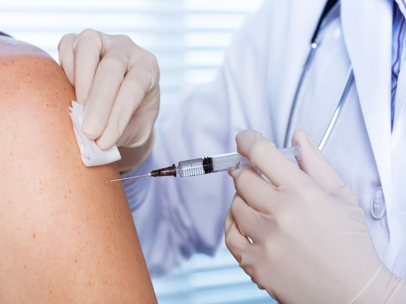 Allergic Reactions to COVID Vaccines Are Rare